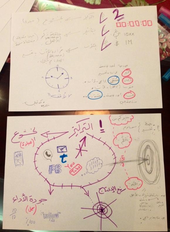 تخطيط رمضان 2