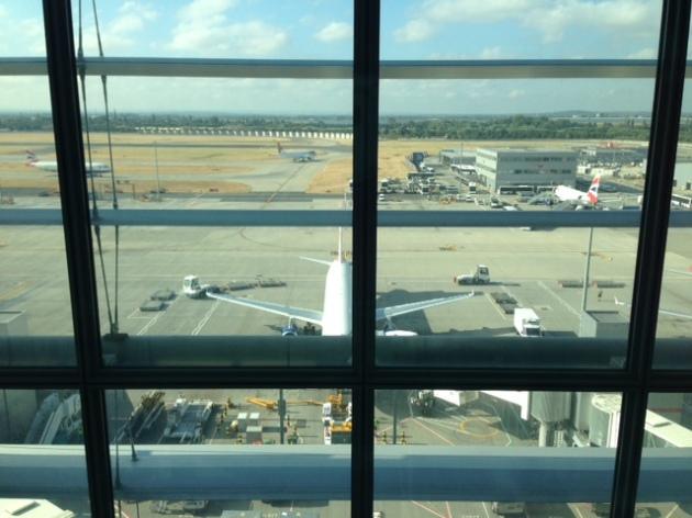 مطار هيثرو - لندن